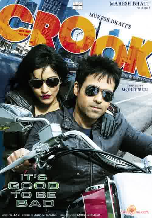 Poster of Crook (2010) - (Hindi Film)